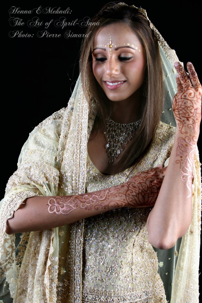baj wedding henna