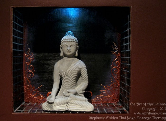 peaceful buddha sm